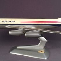 Image of Pacific Northern Boeing 720B, N720V, Model Airplane