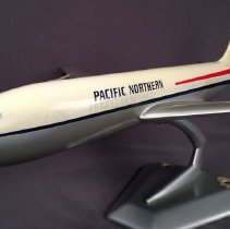 Image of Pacific Northern Boeing 720B, N720V, Model Airplane - 1962-1967