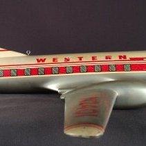 Image of Western Convair 440, N2401, Model Airplane