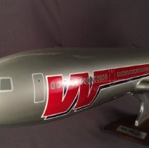 Image of Western Airlines McDonnell Douglas DC-10-10 Model Airplane - 1985-1987