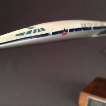 Image of Delta Boeing 2707 SST, Model Airplane