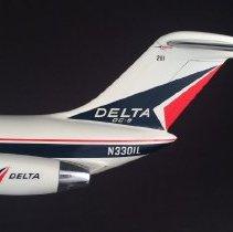 Image of Delta Douglas DC-9-10, N330IL Ship 201, Model Airplane