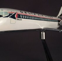 Image of Delta Douglas DC-9-14, N330IL, Ship 201 Model Airplane - ca. 1965