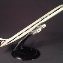 Image of Delta Douglas DC-8 Super 61, N807E Ship 807, Model Airplane