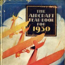 Image of Aircraft Year Book for 1930 cover