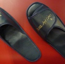 Image of Delta Signature Service Slippers - 1987