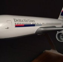 Image of Delta Livery Concept Boeing 767-232 Model Airplane - ca. 1994-2000