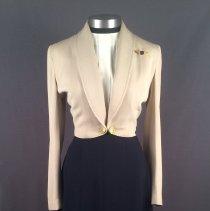Image of Delta Stewardess Uniform, 1948-1953 Summer