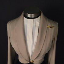 Image of Delta Stewardess Uniform Jacket, 1948-1953 Summer