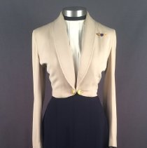 Image of Delta Stewardess Uniform, 1948-1953 Summer
