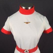 Image of Delta Stewardess Uniform Tunic, 1970-1973