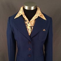 Image of Delta Agent Uniform Blazer Jacket - 1976-1983