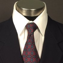 Image of Delta Flight Attendant Uniform Necktie - 1991-2001
