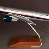 Image of Aeromexico Boeing 757-200, N806AM, Model Airplane