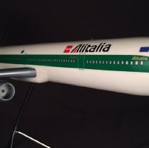 Image of Alitalia McDonnell Douglas MD-11, I-DADA, Model Airplane