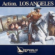 Image of Action. Los Angeles - 1980