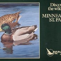 Image of Discover the Wildlife. Minneapolis St. Paul - 1982