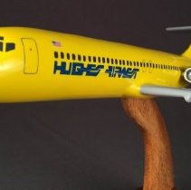 Image of Hughes Airwest Douglas DC-9-30 Model Airplane - ca. 2010