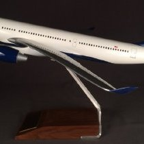 Image of Delta Airbus A330-200, Model Airplane