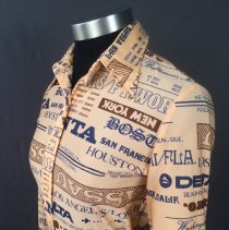 Image of Delta Agent Uniform Blouse - 1976-1983