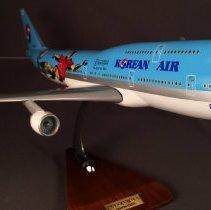 Image of Korean Air Boeing 747-400, Model Airplane