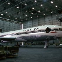 Image of New Delta Lockheed L-1011, Ship 701, ATL, 12/1973