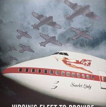Image of Virgin's Fleet to Provide Air Support For D-Day - 1994