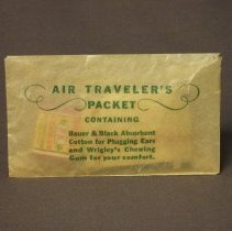 Image of Air Traveler's Packet