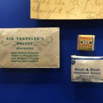 Image of Air Traveler's Packet - ca. 1926