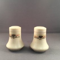 Image of Western Air Express Salt and Pepper Shakers
