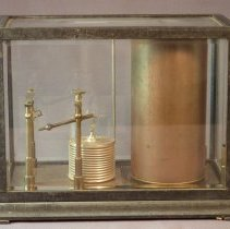 Image of Western Air Express Barograph, side 2