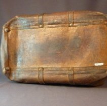 Image of Al DeGarmo's Flight Bag, bottom