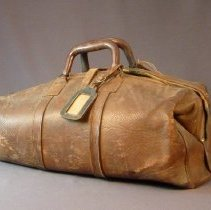 Image of Al DeGarmo's Flight Bag -
