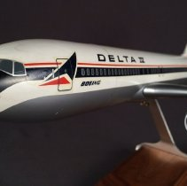Image of Boeing 767-300 Concept (Delta IV) Model Airplane - ca. 1985