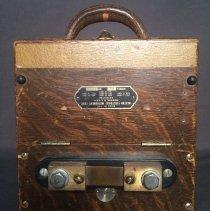 Image of Delta Ammeter Model 45 -