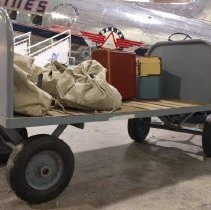 Image of Delta Bag Cart - ca. 1940s-1950s