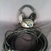 Image of Delta Aircraft Maintenance Headset with Extension Cord