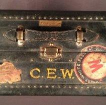 Image of C.E. Woolman's Trunk
