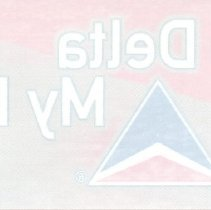 Image of Keep Delta My Delta! Decal