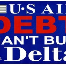 Image of US Air Debt Can't Buy Delta - 2006