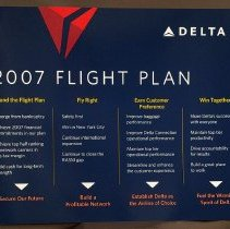 Image of Delta 2007 Flight Plan - 2007