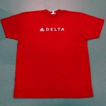 Image of Delta Launch T-Shirt front