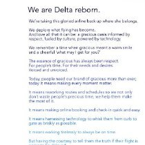 Image of We Are Delta Reborn - 02/2006