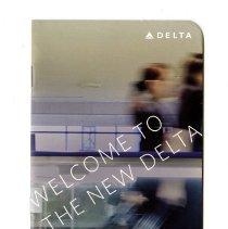 Image of Delta Launch Kit, 4/30/2007, passport booklet