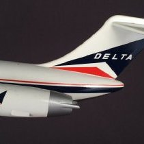 Image of Delta McDonnell Douglas MD-82, Model Airplane