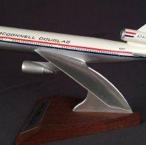 Image of McDonnell Douglas DC-10, N100C, Model Airplane