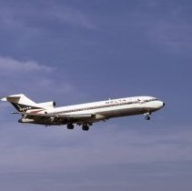 Image of Delta Boeing 727-295, Ship 448 (former Northeast Airlines), ATL - 01/08/1974
