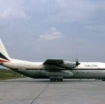 Image of Delta Lockheed L-100-20, Ship 303, Atlanta - 09/07/1973