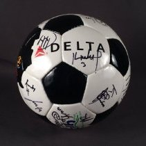 Image of United Soccer Africa Promotional Soccer Ball - 2016