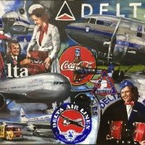 Image of [Delta and Coca-Cola] - 2007